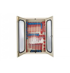 Gedore VDE 1030 VDE Tool cabinet 108 pieces
