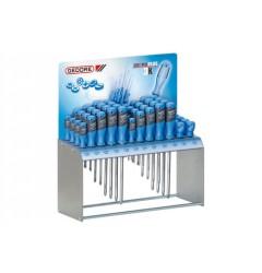 Gedore VS 2160-2161 Стенд торговый с ассортиментом, 48 предметов