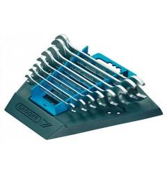 Gedore WVH 1 Держатель настенный без инструмента для 8-ми гаечных ключей, 1465120, 0 руб., 1465120, , Держатели инструмента - Крючки для инструмента