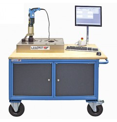 Испытательный стенд крутящего момента динамометрического оборудования Losomat серии LDP