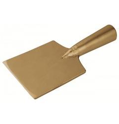 Шабер искробезопасный плоский под деревянную рукоятку